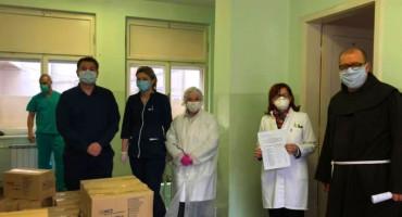 ANONIMNA DONACIJA Klinika za infektivno dobila donaciju u vrijednosti od 30.000 KM