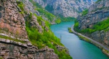 OD JABLANICE DO GRABOVICE Čarobni prizori kanjona Neretve