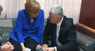 Merkel istekla izolacija, Čović mora izdržati još tjedan