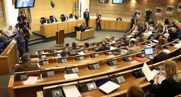 Dom naroda PSBiH danas o izmjenama izbornog zakona BiH