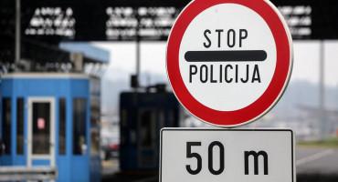 OD JUTROS Zatvoreno 20 graničnih prijelaza između BiH i Hrvatske