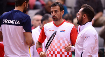 GOTOVA SEZONA ZA DODIGA Hercegovački tenisač pozitivan na koronavirus