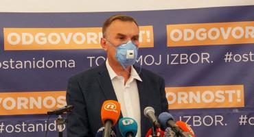 SKB MOSTAR Četvero preminulih od koronavirusa, prosjek 62 godine