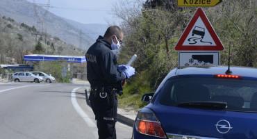 KAZNE DO 500 KM Od 1. studenog u BiH promjena za vozače