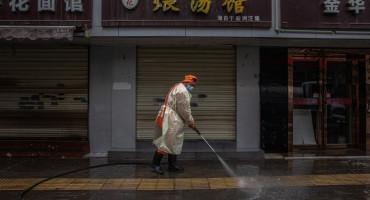 PANIKA U KINI Zbog trgovačkog putnika vlasti zaključale 3 milijuna ljudi