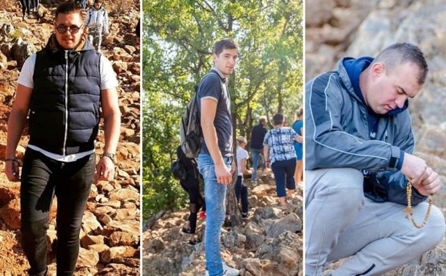 MEĐUGORJE Grupa mladih pokrenula neprekidni lanac molitve, moli se 24 sata na dan
