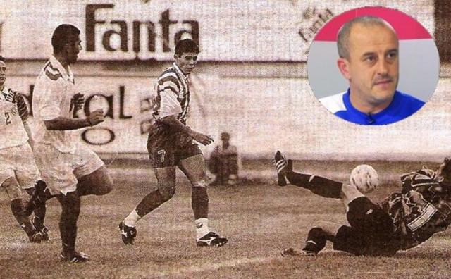 JURE KORDIĆ Tu utakmicu organizirao je čovjek koji je doveo Maradonu u Zagreb