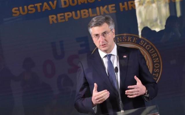 VLAST Plenković obznanio imena ministara; U Saboru opet Sanader
