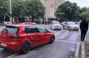 MOSTAR Sudar dva automobila usporio promet