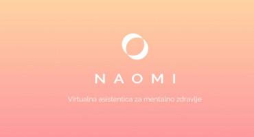 MOSTARKA DIO TIMA Upoznajte Naomi - virtualnu asistenticu za mentalno zdravlje