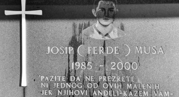 ŠIROKI BRIJEG 20 godina od smrti nogometaša Josipa Muse