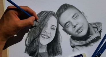 NJEGOVA RUKA JE FOTOAPARAT Portreti Ante Marića osvajaju Hercegovinu