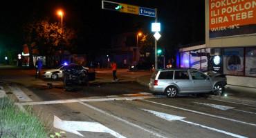 Teška prometna nesreća u Mostaru
