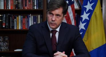 AMERIČKI VELEPOSLANIK Pitanje hoće li koronaprofiteri biti kažnjeni, izazov je u BiH biti neovisan medij