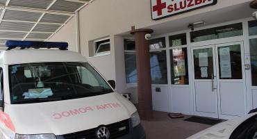 DVOJICA Pozitivan još jedan liječnik mostarske hitne, žurne slučajeve prima zamjenski kadar