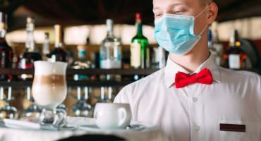 RIJEČ STRUKE Konobari s maskama, zabraniti led, rukavice kontraproduktivne