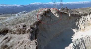 Iskopom pijeska uništeno arheološko nalazište u Lištanima pored Livna