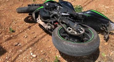 MOSTAR Motociklom se zabio u automobil