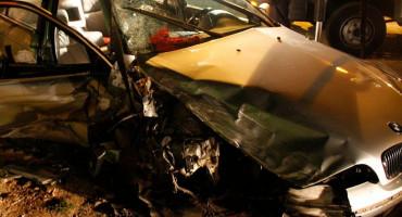 ČAPLJINA Troje teže ozlijeđenih u slijetanju auta s ceste