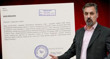 Inspekcija dala Opsenici rok od sedam dana