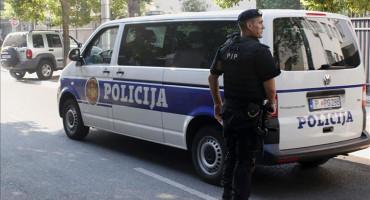 Policijske akcije u Crnoj Gori, osumnjičen i jedan Bosanac