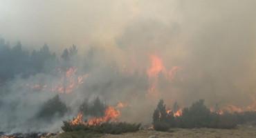 Sedam osoba osumnjičeno za izazivanje požara u općini Prozor-Rama