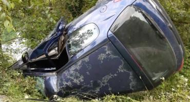MOSTAR U slijetanju vozila s ceste ozlijeđena jedna osoba