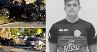 TUGA U VRGORCU Poginuo mladi futsaler HMNK Vrgorac