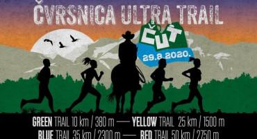 ČVRSNICA ULTRA TRAIL Četvrto kaubojsko izdanje utrke