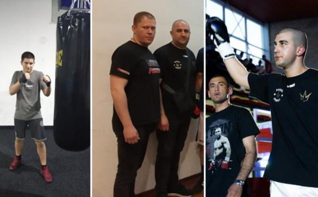 BOKSAČKI KLUB BROTNJO Ljudi imaju predrasude prema boksu i boksačima, a nama dolaze dobri i obrazovani momci