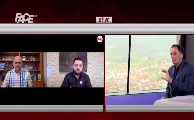 Žustra televizijska rasprava između fra Marija Knezovića i Nihada Aličkovića
