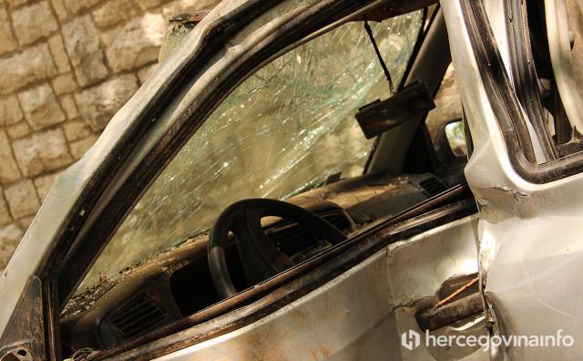 TOMISLAVGRAD Ukradenim autom sletio s magistrale pa završio u bolnici