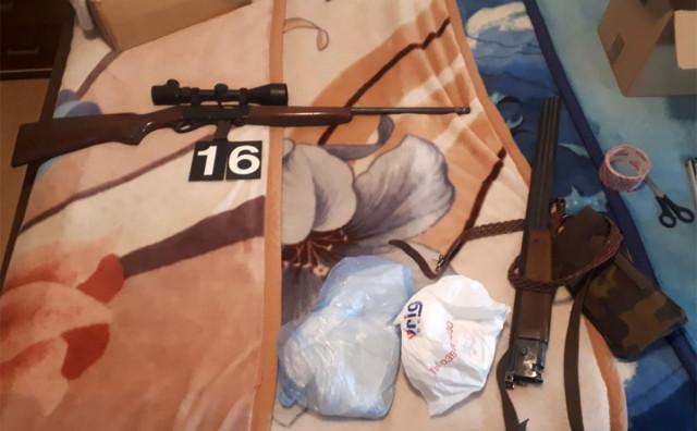 ŠIROKI BRIJEG-GRUDE 44-godišnjak zaustavljen s drogom pa napao policajce