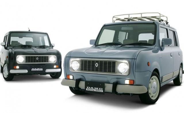 Vraća nam se Renault 4