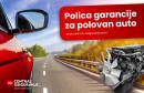 Polica garancije 12 mjeseci na dijelove i uređaje za polovan auto