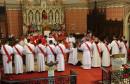 Kardinal Puljić zaredio 11 đakona za svećenike i proslavio svoju zlatnu misu