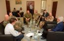 SASTANAK U VIJEĆNICI Bešlić i pripadnici NATO-a o gašenju požara i protupožarnoj bazi u Mostaru
