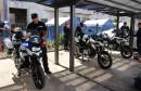MUP HNŽ kupio nove motocikle, od danas su na cestama