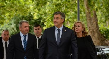 Plenković sutra dolazi u Mostar