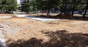 BILI SU DUGO ZABORAVLJENI Centar II napokon dobiva novu cestu i sportsku dvoranu, podzemne garaže neće biti