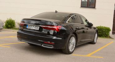 NAŠLI SMO AUDIJA Korona na izmaku, Audi na parkingu
