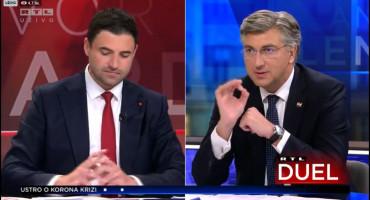 Po online anketama Plenković tijesni pobjednik, analitičari podijeljeni