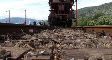 Uspostavljen željeznički promet Čapljina-Mostar-Sarajevo