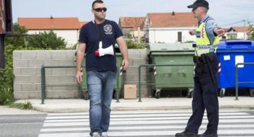 UHIĆEN U NEUMU Borac za ljudska prava opljačkao banku u Opuzenu