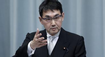 NE SAMO U NAS Uhićen bivši japanski ministar i njegova supruga zbog kupovine glasova