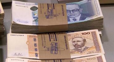 PANDEMIJA Prihodi od neizravnih poreza su manji za 437 milijuna KM