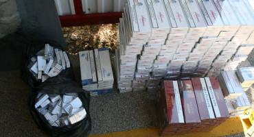 42-godišnjak iz Bileće optužen zbog krijumčarenja cigareta