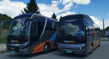 AUTOBUSI ZA NJEMAČKU Ćićko sinoć prošao, Livno Bus vozi od četvrtka, a u Globtouru još nemaju informacije