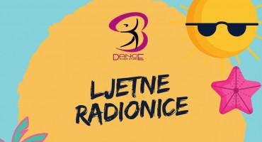 Upišite dijete u ljetne plesne radionice Plesnog studija B-Dance