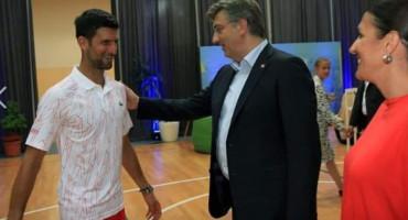 VRIJEME KLJUČNO Plenković s Đokovićem bio manje od 3 minute